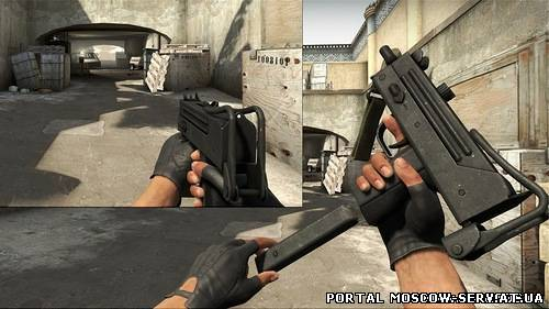 [CS:GO] Prototype Mac10