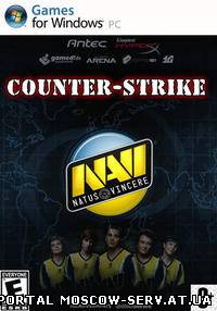 [Games] Counter-Strike 1.6 Navi (2013) (Valve) (RUS+ENG) [RePack]
